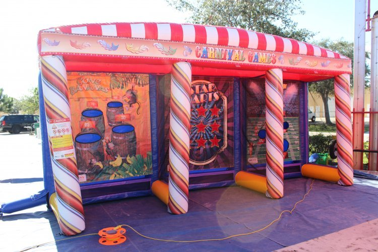 Inflatable Carnival Game 2