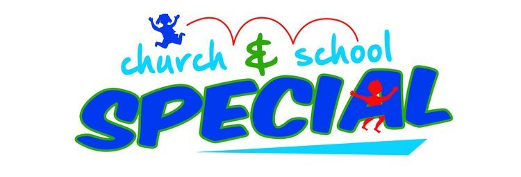Church & School Special Package