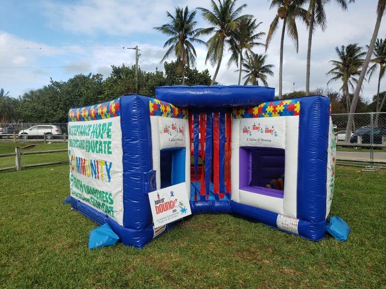 Inclusive Community Inflatable (16L 18W 8H)