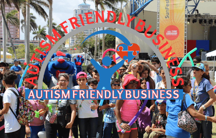 autism friendly business Accessibility